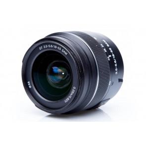 Sony 18-55mm f/3.5-5.6 SAM - Occasion