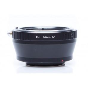 Nikon F adapter voor Nikon 1 serie camera