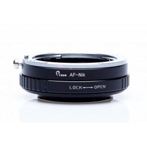 Minolta MA adapter voor Nikon F