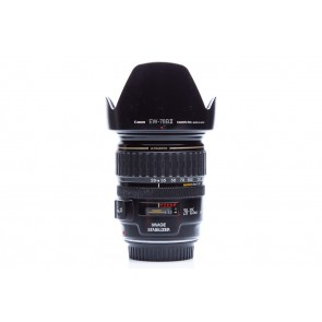 Canon EF 28-135mm f/3.5-5.6 IS Ultrasonic - Occasion