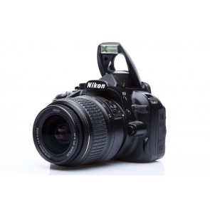 Nikon D3100 inclusief 18-55 lens - Occasion