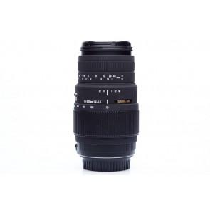 Sigma 70-300 F4-5.6 AF Macro DG voor Canon - Occasion