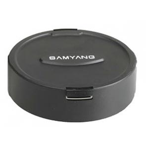 Samyang 7.5mm lensdop (8mm f2.8 / T3.1)