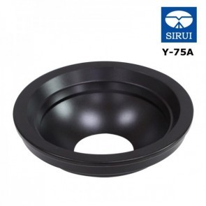 Sirui Ball Bowl Adapter Y75A 75mm