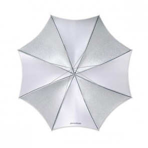 Westcott 32 Inch 81 Cm Soft Silver Paraplu