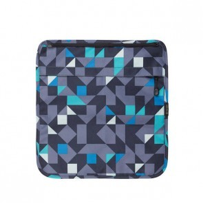 Tenba Switch Cover 10 Blue Gray Geometric