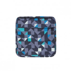 Tenba Switch Cover 8 Blue Gray Geometric