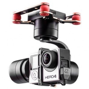 Zhiyun Z1-Tiny2 Gimbal voor GoPro / Drone