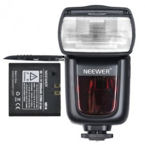Neewer (Godox V860) speedlite TT860 Canon Kit