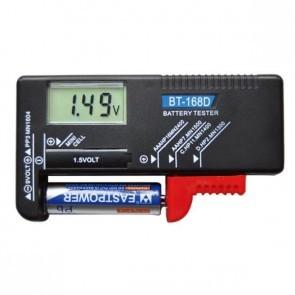 Batterij Tester voor o.a. AA en AAA Batterij