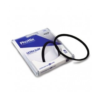 Phottix ultra slim 1mm UV filter 82mm