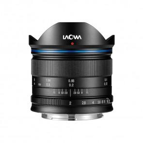 Venus LAOWA 7.5mm f/2.0 Lightweight MFT objectief, zwart