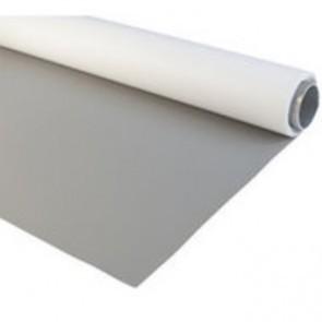 Vinyl achtergrond rol grijs - wit combinatie 2 meter breed