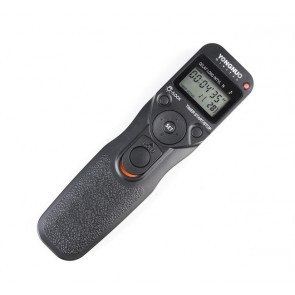 Draadloze timer afstandbediening voor Canon RS-60e3 camera's.