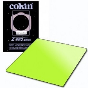 Cokin Filter Z006 Yellow Green