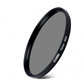 Zomei ND2 fliter 72mm