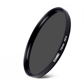Zomei ND4 fliter 72mm