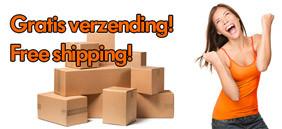 Gratis verzending! / Free Shipping!